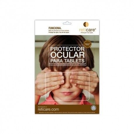 Reticare 352T-9640-B - Protector de ojos compatible con Apple iPad Mini, intensive