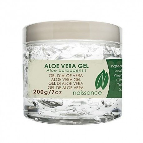 Gel de Aloe Vera - Ingrediente Natural - 200g