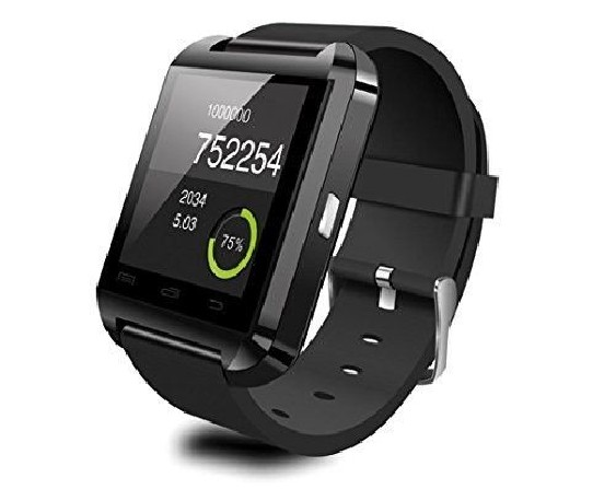 "Ksix BXSW01 - SmartWatch (1.44"", TFT, Bluetooth, alarma anti-perdida), color negro"